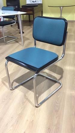 Cadeira Cesca estofada
