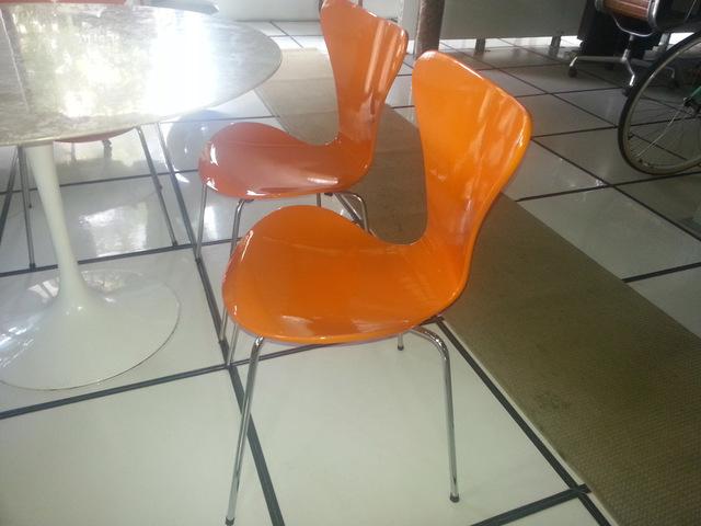 Cadeira Dinamarquesa