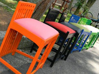 Cadeiras Mackintosh