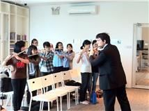 Instrumental music series: demo talk about the classical (and less classical) flute