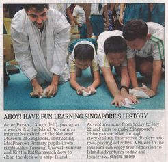 Straits Times, Sat 26 May 2012