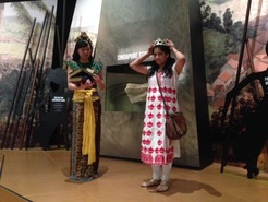 Singapura 700 years, interactive guided tours