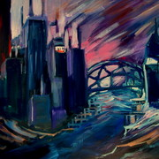 City_at_night_ii_finished_card
