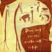 Thou_art_cursed_above_all_cattle_card