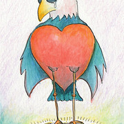 29blue_eagle_love_bird_on_n_card