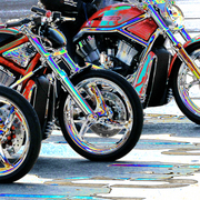 3_bikes_posterized_card