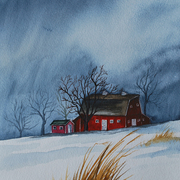 Red-barn-study_card