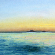 Dahab_sunset_card
