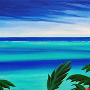 Sea_cut__acrylic__card