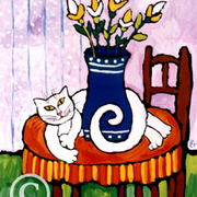 Cat_with_vase_card
