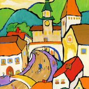 Quaint_village_card