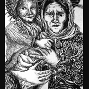 Woman_and_child_card