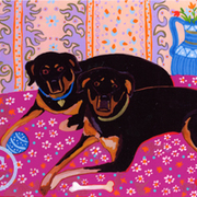 Two_dogs_card