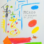 2315__picasso__les_menines_exhibit__1959_card