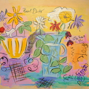 2320__raoul_dufy_flowers_iii_card