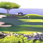 Golf-ocean_view_card