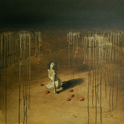 Landscape__with_sin__90_x_90cm_mixed_media_on_board_2006_card
