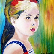 Little_girl_12x16_7-16-09_oil_on_canvas_card