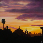 Rome_cityscape_card