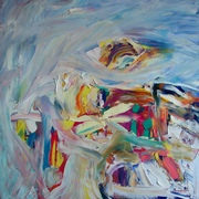 84-rhythm_to_multiplay__100x100cm__oil_on_cavas_2007_card