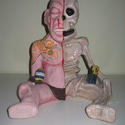 Life_and_death_grit_clay_figure_card