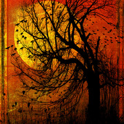October_moon_card