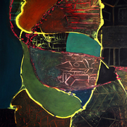 City_portrait1_160x100_mix_media_on_canvas_card