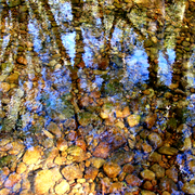 River_rocks_reflections_1_card