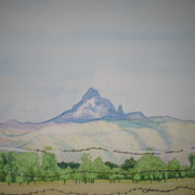 Mountkenyawatercolour_card