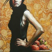 Woman_with_pomegranates_ii_-_2007__card