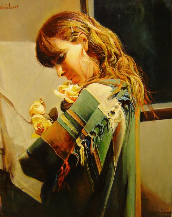 40_x_50_cm_-_la_joven_de_las_rosas_amarillas_-_10_inset