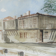 Sozopol_old_house_card