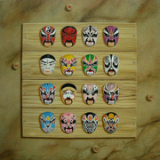 The_colourful_masks_of_the_chinese_opera_card