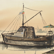 Old_boat_at_sozopol_sold_card