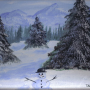 Winter_scene_with_snowman_card