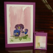 Floral_4_pansies_on_purple_card