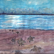 Turtles_water_color_card