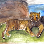 Tiger_12-8-09_by_collette_card