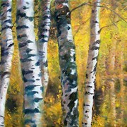 Birch_trees_in_golden_fall_36x48_card