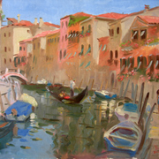 Venice__the_curve__11x14_card