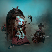 The_messenger_by_natalieshau_card