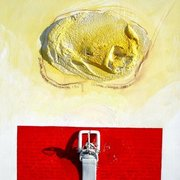 Yellow_stone_mixed_media_on_panel_2008_41_x_61_cm__2008_card
