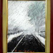 Dopo_la_nevicata-oil_pastel_cm_21x14_5_gen2010_card