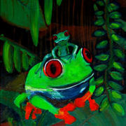 Red-eyed_tree_frog_card