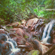 Dandenong_waterfall_card