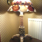 Table_lamp_and_shade_crafted_with_shells_card