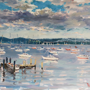 Hudson_river_in_a_cloudy_day__18x24_card