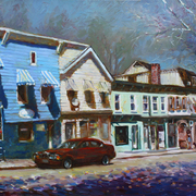 Nyack__blue_house__24x36_card