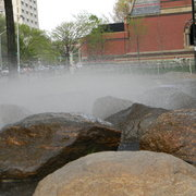 Waterfountainoverrocks_card