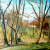 Bare_woods__oil_study_thumb